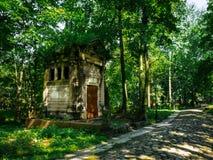 Cámara acorazada de entierro antigua Foto de archivo libre de regalías