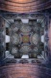Cámara acorazada del ventilador de la torre de Bell Harry Imagen de archivo libre de regalías