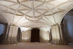Cámara acorazada gótica Imagen de archivo libre de regalías