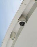 Cámara CCTV Imagen de archivo libre de regalías