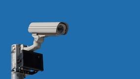 Cámara CCTV Foto de archivo libre de regalías
