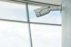 Cámara CCTV de la seguridad Imagenes de archivo