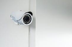 Cámara CCTV de la seguridad Imagen de archivo