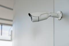 Cámara CCTV de la seguridad Fotos de archivo libres de regalías