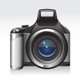 Cámara de Digitaces SLR Imágenes de archivo libres de regalías