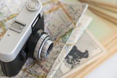 Cámara de la foto Imagen de archivo libre de regalías