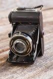 Cámara de la foto del vintage Fotos de archivo libres de regalías