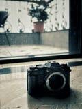 Cámara de la película Fotografía de archivo