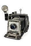Cámara de la vendimia fotografía de archivo