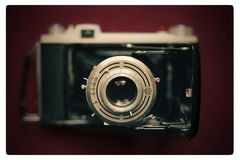 Cámara de la vendimia de Kodak Imágenes de archivo libres de regalías