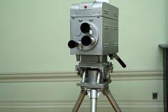 Cámara de película Imagenes de archivo