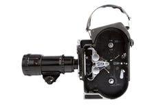 cámara de película de 16m m Imágenes de archivo libres de regalías
