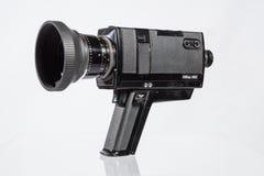 cámara de película de 8m m Foto de archivo libre de regalías