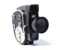 Cámara de película del vintage Fotografía de archivo libre de regalías