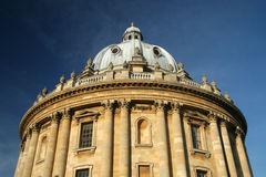 Cámara de Radcliffe, Oxford imagen de archivo libre de regalías