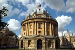 Cámara de Radcliffe, Oxford Fotografía de archivo