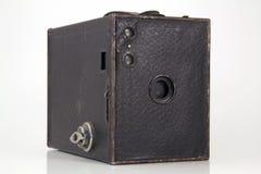 Cámara de rectángulo de la vendimia Imagenes de archivo