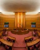 Cámara de senado de Dakota del Norte foto de archivo libre de regalías