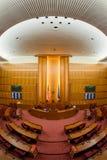 Cámara de senado de Dakota del Norte imagen de archivo libre de regalías