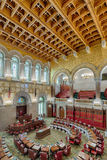 Cámara de senado de Estado de Nueva York fotografía de archivo libre de regalías