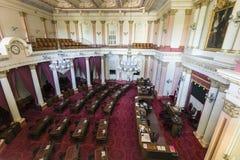 Cámara de senado del estado de California imagen de archivo libre de regalías