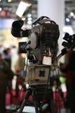 Cámara de televisión Imagen de archivo