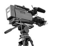 Cámara de vídeo de Digitaces imagenes de archivo