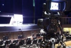 Cámara de vídeo digital profesional accesorios para las cámaras de vídeo 4k Imágenes de archivo libres de regalías