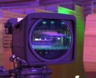 Cámara de vídeo digital profesional accesorios para las cámaras de vídeo 4k Imagenes de archivo