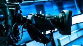 Cámara de vídeo digital profesional accesorios para las cámaras de vídeo 4k foto de archivo libre de regalías