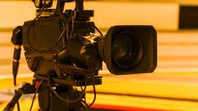 Cámara de vídeo digital profesional accesorios para las cámaras de vídeo 4k fotografía de archivo libre de regalías