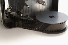 Cámara de vídeo vieja Fotografía de archivo