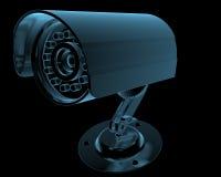 Cámara de vigilancia del Cctv Fotografía de archivo libre de regalías