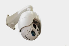 Cámara de vigilancia video Fotos de archivo