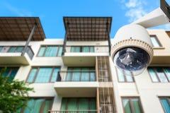Cámara del CCTV foto de archivo libre de regalías