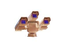 Cámara del CCTV Imagen de archivo