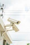 Cámara del CCTV Imagenes de archivo
