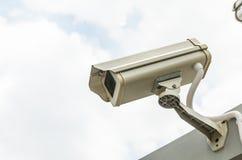 Cámara del CCTV Fotografía de archivo