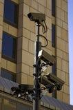 Cámara del CCTV fotos de archivo