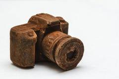 Cámara del chocolate Fotos de archivo