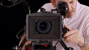 Cámara del cine almacen de video