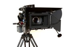 Cámara del cine de Digitaces Fotos de archivo libres de regalías