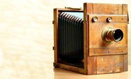cámara del siglo XIX foto de archivo