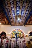 Cámara del tesoro en Kandy Esala Perahera Foto de archivo libre de regalías