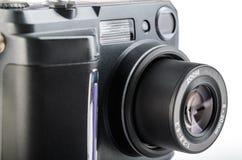 Cámara digital compacta fotografía de archivo