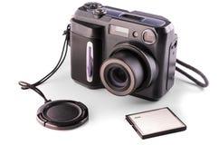 Cámara digital compacta i foto de archivo