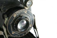 Cámara fotográfica de la vendimia vieja Imagenes de archivo