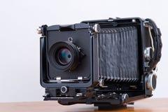 cámara grande del formato 4x5 fotografía de archivo