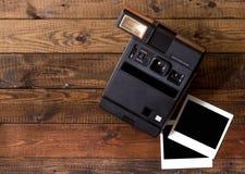 Cámara instantánea Imagenes de archivo