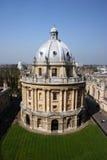 Cámara Oxford 2 de Radcliffe Fotografía de archivo